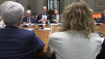 10 - Autonomia, Zaia a Roma per avviare tavolo con ministero Affari Regionali