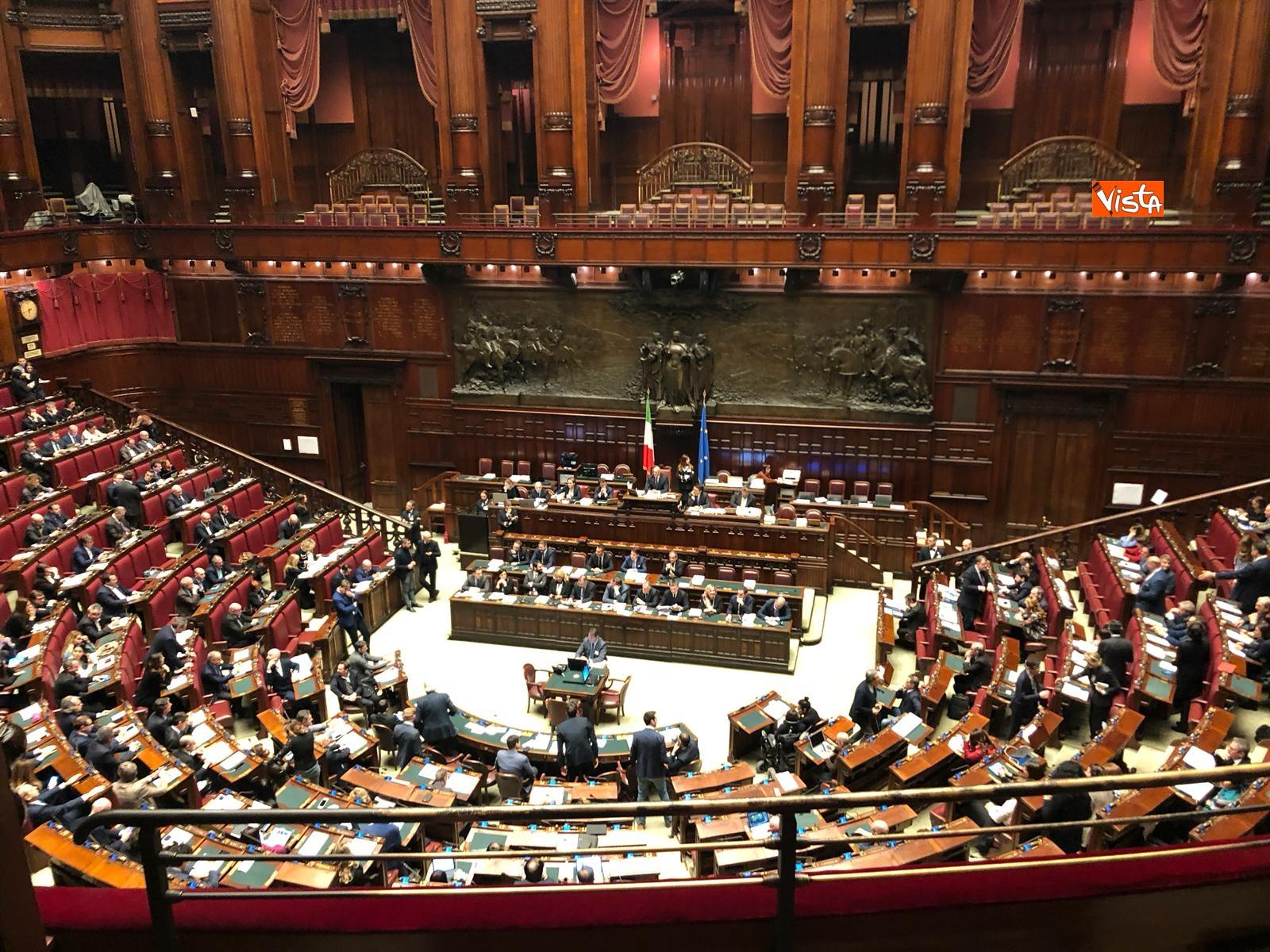 Il voto di fiducia sulla Manovra alla Camera dei Deputati_08