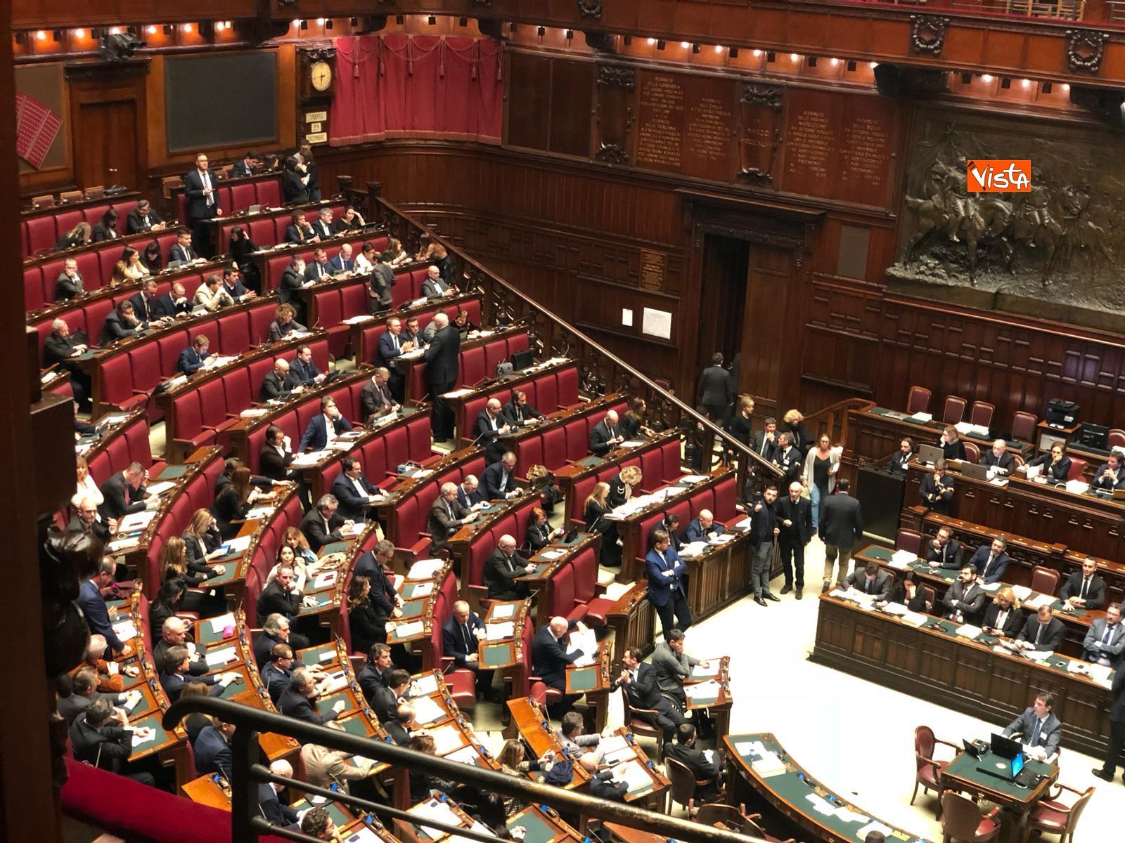 Il voto di fiducia sulla Manovra alla Camera dei Deputati_05