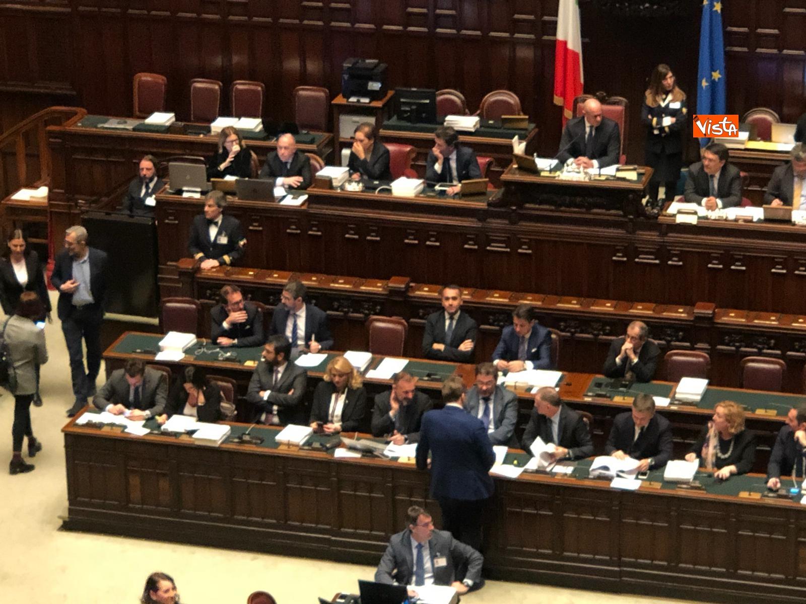 Il voto di fiducia sulla Manovra alla Camera dei Deputati_07