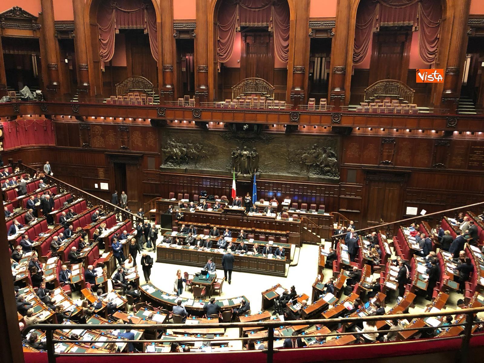 Il voto di fiducia sulla Manovra alla Camera dei Deputati_03