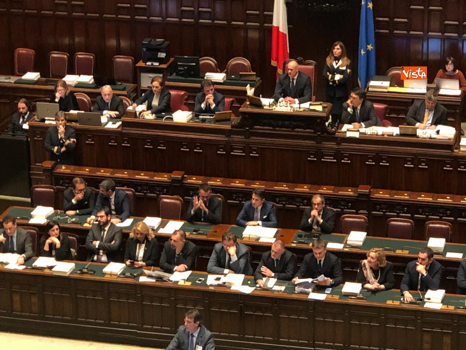 Il voto di fiducia sulla Manovra alla Camera dei Deputati_02