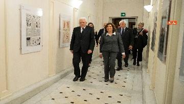 2 - Mattarella al convegno '100 anni del Governo Nitti'
