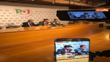 7 - 16-10-18 Manovra, la conferenza stampa del Partito Democratico