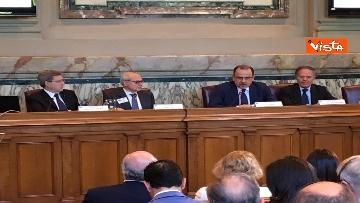 12 - Mattarella a riunione annuale Cnel europei a Roma immagini