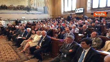 4 - Mattarella a riunione annuale Cnel europei a Roma immagini