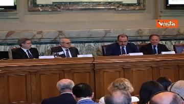 13 - Mattarella a riunione annuale Cnel europei a Roma immagini