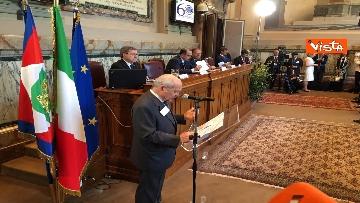 7 - Mattarella a riunione annuale Cnel europei a Roma immagini