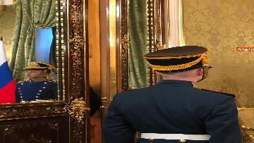 2 - Conte e Putin, l'incontro fra i due leader