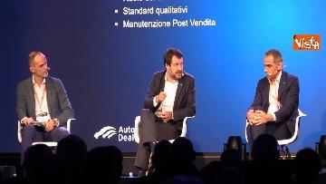 3 - Salvini interviene all'Automotive Dealer Day a Verona