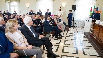 7 - Mattarella a Recanati per il bicentenario di Leopardi