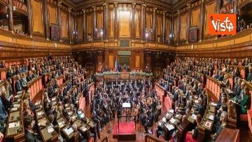 2 - Concerto di Natale al Senato, le immagini