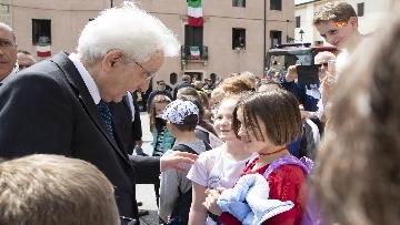 19 - 25 Aprile, Mattarella alla cerimonia per il 74° Anniversario della Liberazione a Vittorio Veneto