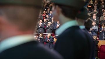 5 - 25 Aprile, Mattarella alla cerimonia per il 74° Anniversario della Liberazione a Vittorio Veneto