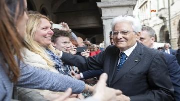 16 - 25 Aprile, Mattarella alla cerimonia per il 74° Anniversario della Liberazione a Vittorio Veneto