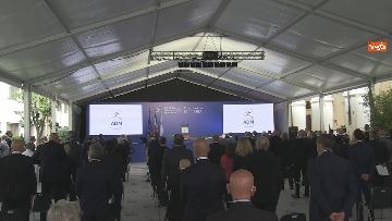 1 - Conte, Di Maio e Casellati alla presentazione del Libro Blu all'Agenzia Dogane. Le foto