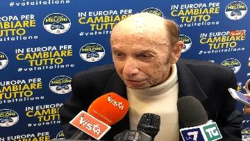 4 - Il professor Francesco Alberoni candidato per Fratelli d'Italia a 90 anni