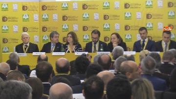 7 - Di Maio, Bonafede, Catalfo, Lamorgese e Bellanova al convegno Coldiretti.