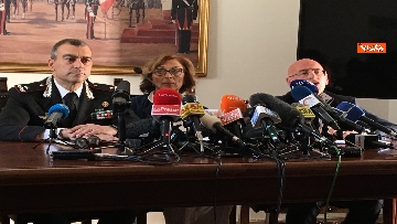 3 - Carabiniere ucciso a Roma, la conferenza degli inquirenti
