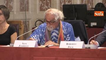 5 - Acqua pubblica, la tavola rotonda a Montecitorio con Fico