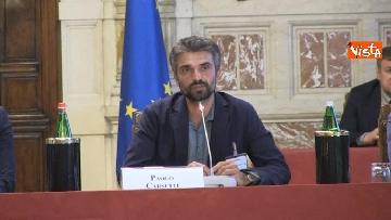 8 - Acqua pubblica, la tavola rotonda a Montecitorio con Fico
