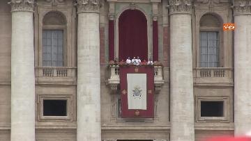 1 - Le celebrazioni della Pasqua in Piazza San Pietro con Papa Francesco