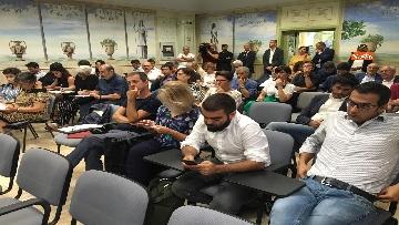 10 - Liberi e Uguali lancia il comitato promotore del partito con il leader Grasso