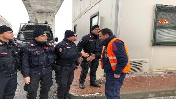 1 - Il ministro Salvini a Chiomonte visita i cantieri Tav