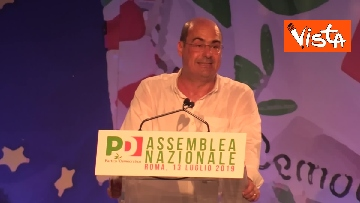 9 - Assemblea Nazionale del Partito Democratico, le immagini