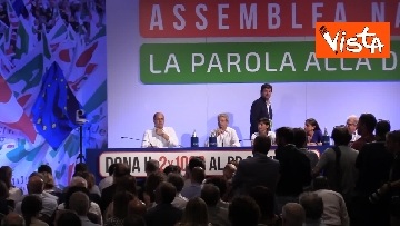 8 - Assemblea Nazionale del Partito Democratico, le immagini