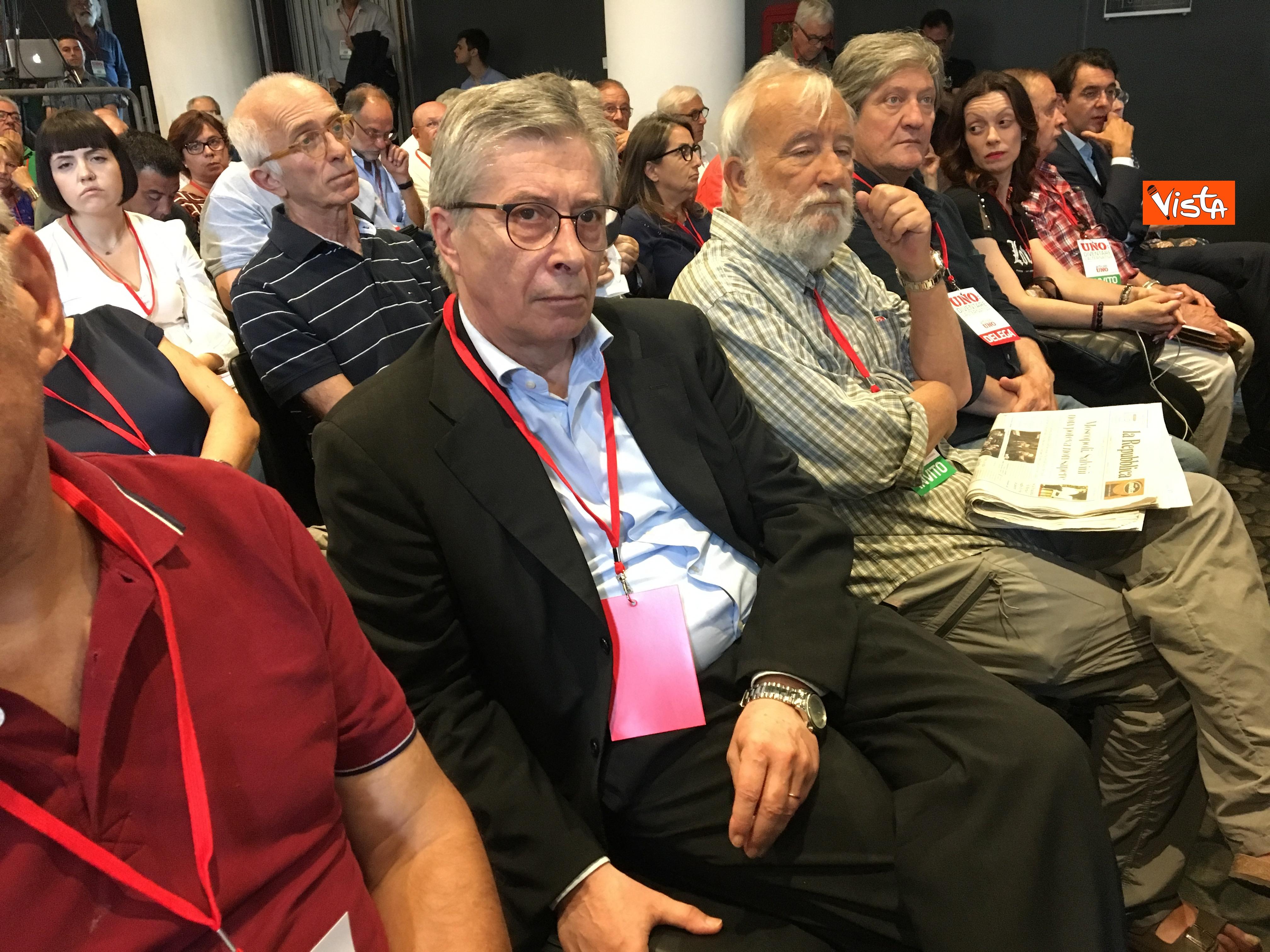 13-07-19 Articolo Uno l Assemblea nazionale a Roma immagini_Vasco Errani 04
