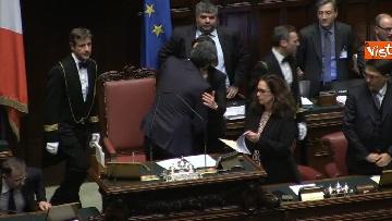 14 - FOTO GALLERY - 24-03-18 Roberto Fico eletto presidente della Camera dei Deputati