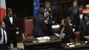 13 - FOTO GALLERY - 24-03-18 Roberto Fico eletto presidente della Camera dei Deputati