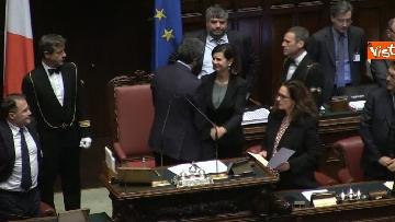12 - FOTO GALLERY - 24-03-18 Roberto Fico eletto presidente della Camera dei Deputati