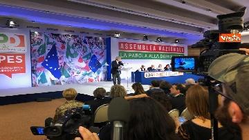 5 - Nicola Zingaretti proclamato segretario del PD dall'assemblea del partito a Roma
