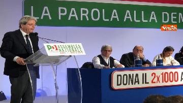 4 - Nicola Zingaretti proclamato segretario del PD dall'assemblea del partito a Roma
