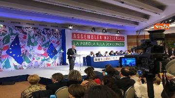 3 - Nicola Zingaretti proclamato segretario del PD dall'assemblea del partito a Roma