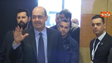4 - Pd, la prima Assemblea con Zingaretti presidente immagini