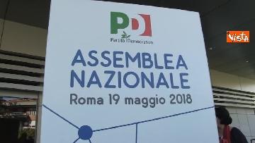 7 -  L'assemblea del Partito Democratico