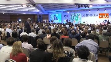 1 -  L'assemblea del Partito Democratico