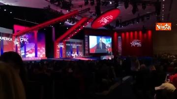 4 - Giorgia Meloni al Cpac 2019 di Washington