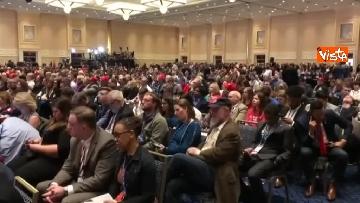 3 - Giorgia Meloni al Cpac 2019 di Washington