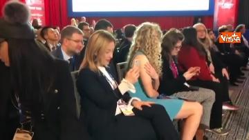 2 - Giorgia Meloni al Cpac 2019 di Washington