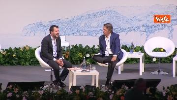 6 - De Micheli e Salvini alla Due giorni di Alis a Sorrento