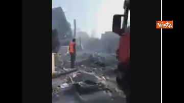 1 - I bombardamenti in Siria da parte di Usa, GB e Francia