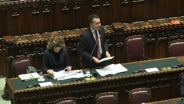 2 - Di Maio e Salvini al Question Time alla Camera dei Deputati