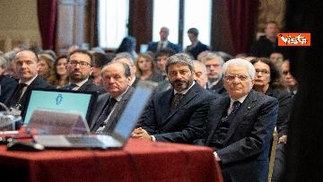 5 - Mattarella alla presentazione del rapporto dell'autorità garante dei diritti dei detenuti