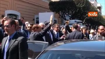 7 - Silvio Berlusconi in Molise per le elezioni Regionali