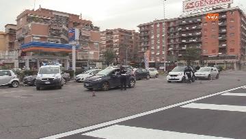 5 - Controlli serrati della Polizia di Roma. Ecco i posti di blocco sull'Anagnina