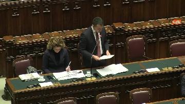 1 - Di Maio e Salvini al Question Time alla Camera dei Deputati